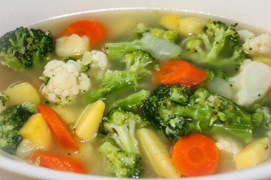 Gimmick soup